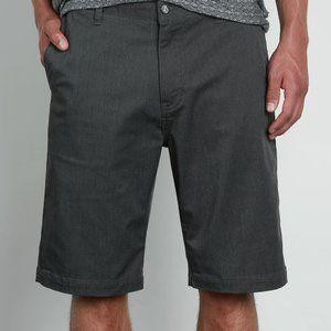 COPY - Volcom Vmonty Modern Mens Flat Front Shorts